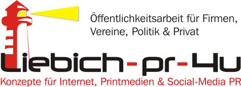 Bild- und Wortmarke Liebich-pr-4u